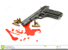 Murder Weapon Clipart Image