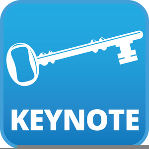 blue keynote icon free images at clker com vector clip art rh clker com  keynote clipart images