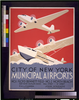 City Of New York Municipal Airports No. 1 Floyd Bennett Field - No. 2 North Beach. Image