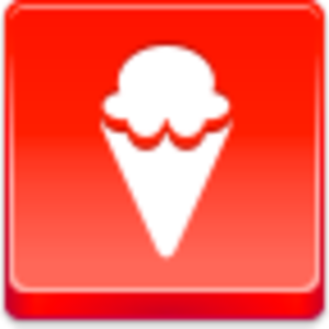 Free Red Button Icons Ice Cream Image