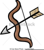 Arrow Pointing Ne Clipart Image