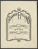 Family Record  / Executed With A Pen By John R. Staples. Image
