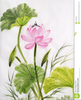 Asian Flower Clipart Image