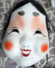 Asian Lady Mask Image