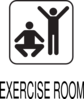 Exercise Room Clip Art