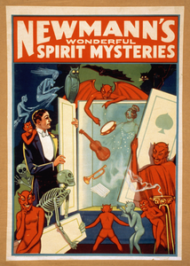 Newmann S Wonderful Spirit Mysteries Image
