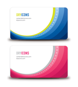 Abstract Business Cards 1 | Free Images at Clker.com - vector clip ...