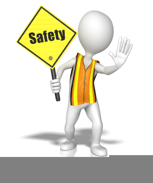 hand tool safety clipart