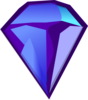 Blue Purple Diamond Clip Art