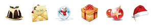 Christmas Icons Set 1 6 Image