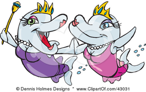 Dolphin Queen Image