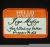 Velcro Name Patches Image