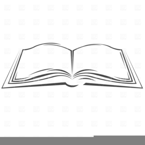 clipart image of an open book free images at clker com vector