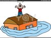Water Flood Clipart Image