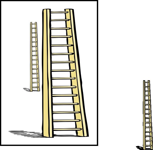 Ladder enlarge clip art at clker com vector clip art