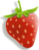 Strawberry 7 Clip Art