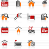 Realestate Icons Image