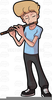 Music Clipart Flute Image