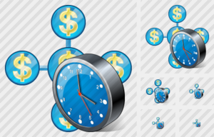 Area Business Clock Image