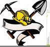 Coal Miner Clipart Image