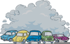 Free Air Pollution Clipart Image
