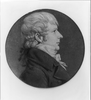 [hugh Tenant Weedon Mercer, Head-and-shoulders Portrait, Right Profile] Image