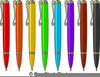 Cute Crayon Clipart Image