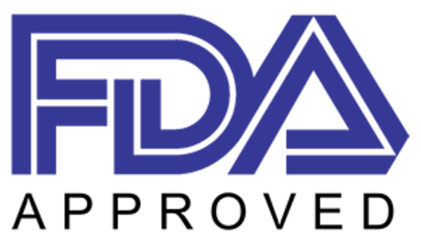 Image result for FDA approved icon