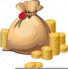 Clipart Money Bag Image