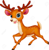Free Antlers Clipart Image