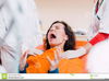 Clipart Screaming Woman Image