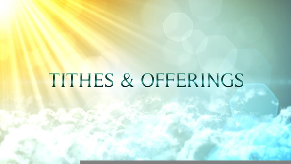 Tithes And Offering Clipart Free Images At Clkercom Vector Clip