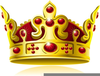 Free Royalty Crown Clipart Image