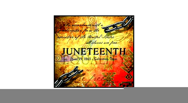 Juneteenth Clipart Free Images At Clker Com Vector