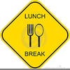 Out To Lunch Clipart Free Image