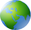 World Globe Clip Art