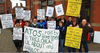 Protest Against Atos Image