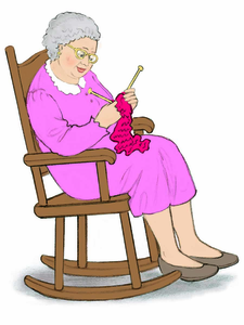 clipart old woman rocking chair free images at clker com vector rh clker com old woman cartoon clipart old woman clipart black and white