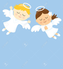 Free Christmas Clipart Angels Image
