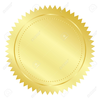 Free Certificate Seals Clipart Image