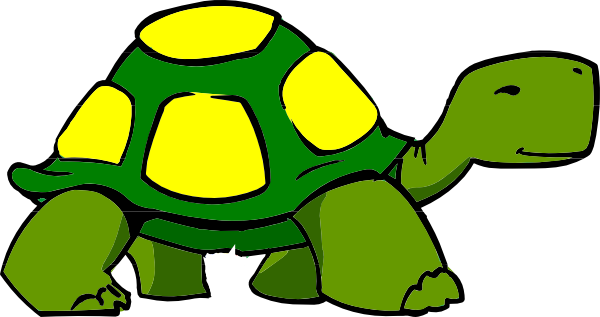 turtle clip art at clker com vector clip art online turtle clip art outlines turtle clipart black and white