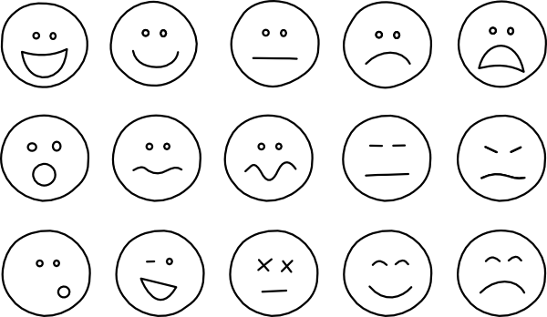 Free Happy Face Template