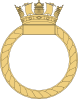Caggles Ship S Badge Clip Art