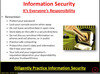 Information Security Posters Image