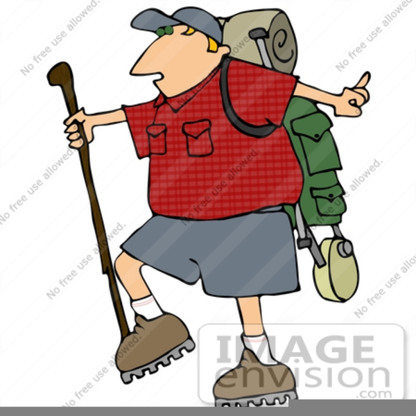 Hiking clipart male, Hiking male Transparent FREE for download on  WebStockReview 2020