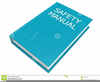 Safety Manual Clipart Image