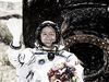 Chinese Female Astronaut Image