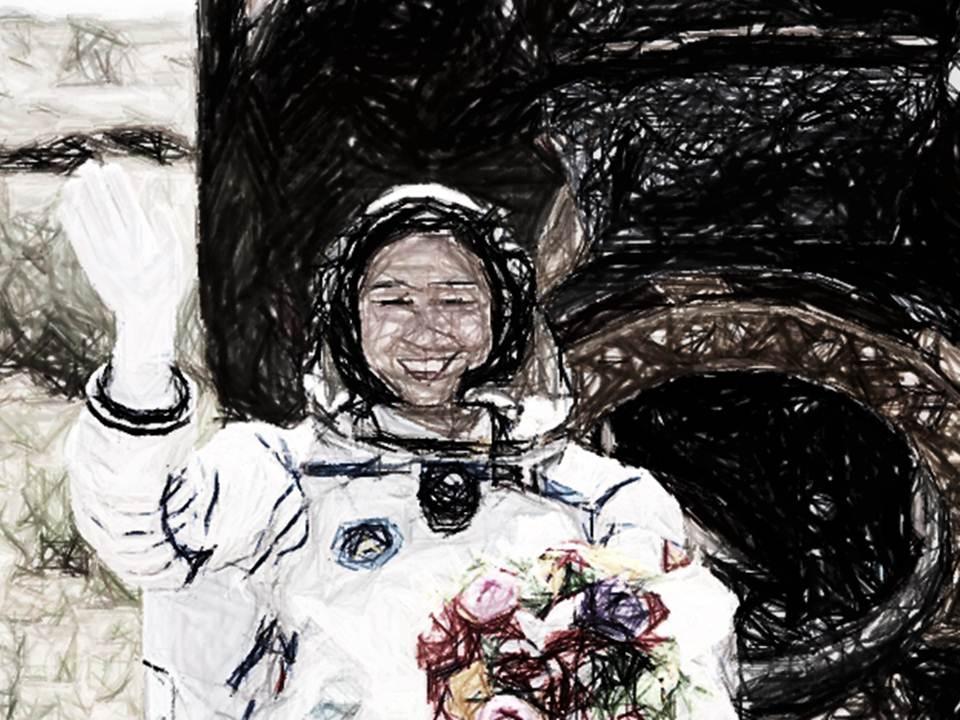 girl astronaut - photo #46