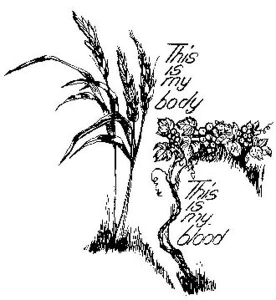clip art body and blood of christ - photo #13