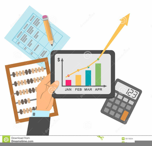 Clipart Of Financial Statement Image
